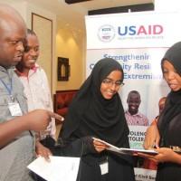 Act staff on role of women in cve